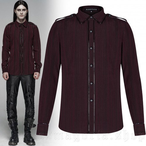 Bleeding Cherry Shirt