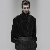 men's Gotham Shirt by PUNK RAVE brand, code: WY-1070