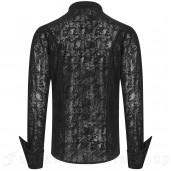 men's Mystic Shirt by PUNK RAVE brand, code: OY-1005