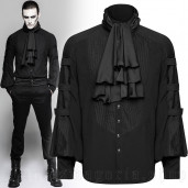 men's Cagliostro Shirt by PUNK RAVE brand, code: Y-752