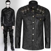 men's Taurus Shirt by PUNK RAVE brand, code: Y-740