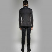 men's Commander Sweater by PUNK RAVE brand, code: M-035