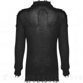 men's Orkus Sweater by PUNK RAVE brand, code: WM-053
