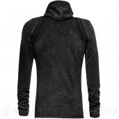 men's Assassin Longsleeve Top by PUNK RAVE brand, code: T-442/BK