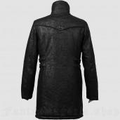 men's Machinist Winter Jacket by PUNK RAVE brand, code: Y-482