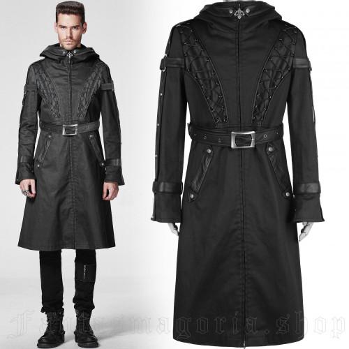 men's Oracle Coat by PUNK RAVE brand, code: Y-606