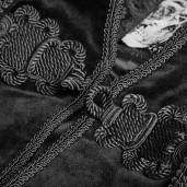 men's The Targaryen Coat by PUNK RAVE brand, code: Y-651