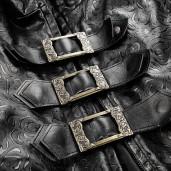 men's Phantom Cloak by PUNK RAVE brand, code: Y-693