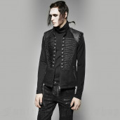 men's The Smog Vest by PUNK RAVE brand, code: Y-711