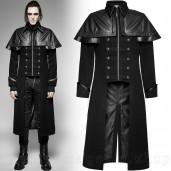 men's D'Artagnan Coat by PUNK RAVE brand, code: Y-712