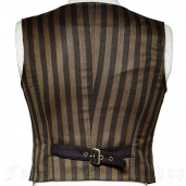 men's Edward Vest by PUNK RAVE brand, code: Y-718/ST