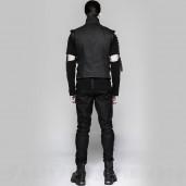 men's Dracarys Vest by PUNK RAVE brand, code: Y-738
