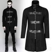 men's Taurus Coat by PUNK RAVE brand, code: Y-749
