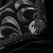 men's Gothic Regent Jacket by PUNK RAVE brand, code: Y-806