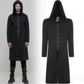 men's Varg Knitted Coat by PUNK RAVE brand, code: OY-856
