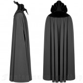 men's Dracula Cloak by PUNK RAVE brand, code: WY-913