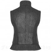 men's Grimm Vest by PUNK RAVE brand, code: WY-917