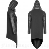 men's Helios Knitted Coat by PUNK RAVE brand, code: WY-941
