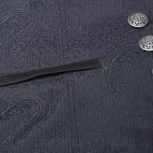 men's Hyacinthum Tenebris Vest by PUNK RAVE brand, code: WY-992/BL
