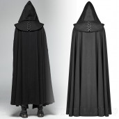 men's Cagliostro Cloak by PUNK RAVE brand, code: WY-1008