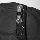 men's Faunus Kimono by PUNK RAVE brand, code: WY-1023