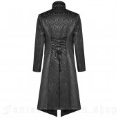 men's Xanthus Coat by PUNK RAVE brand, code: WY-1030