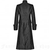 men's Sinamore Coat by PUNK RAVE brand, code: WY-1076