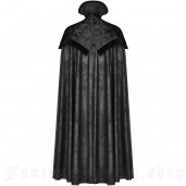 men's Illuminati Cloak by PUNK RAVE brand, code: WY-1079