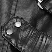 men's Orkus Vest by PUNK RAVE brand, code: WY-1107