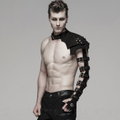 men's Orkus Harness by PUNK RAVE brand, code: WY-1109