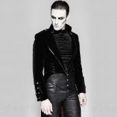 men's Phantom Tailcoat by PUNK RAVE brand, code: Y-737