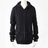 men's Insomnium Hoodie by PUNK RAVE brand, code: PY-002/Male