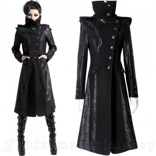 Black Dragon Coat