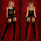 women's The Cage Tights by BALLERINA brand, code: BAL353