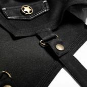 women's The Secret Order Bolero Jacket by PUNK RAVE brand, code: T-456