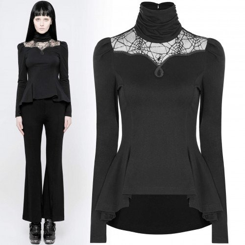 women's Lenore Top by PUNK RAVE brand, code: OT-521