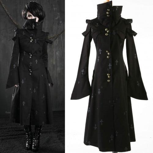 Elegant Dkey Coat