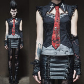women's Alice Top by PUNK RAVE brand, code: Y-240