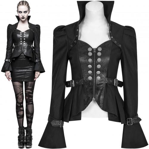 Steampunk Lady Jacket