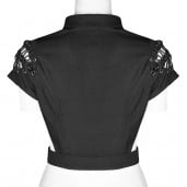 women's Furiosa Top by PUNK RAVE brand, code: WY-1147