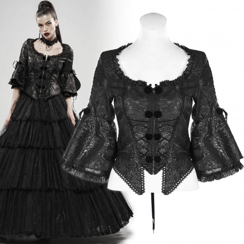Baroque Flower Jacket