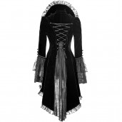 women's Melisandre Jacket by PUNK RAVE brand, code: Y-622