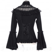 women's Annabel Shirt by RQ-BL brand, code: 21129/BK
