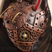 women's Steampunk Heart Harness by RQ-BL brand, code: SP075