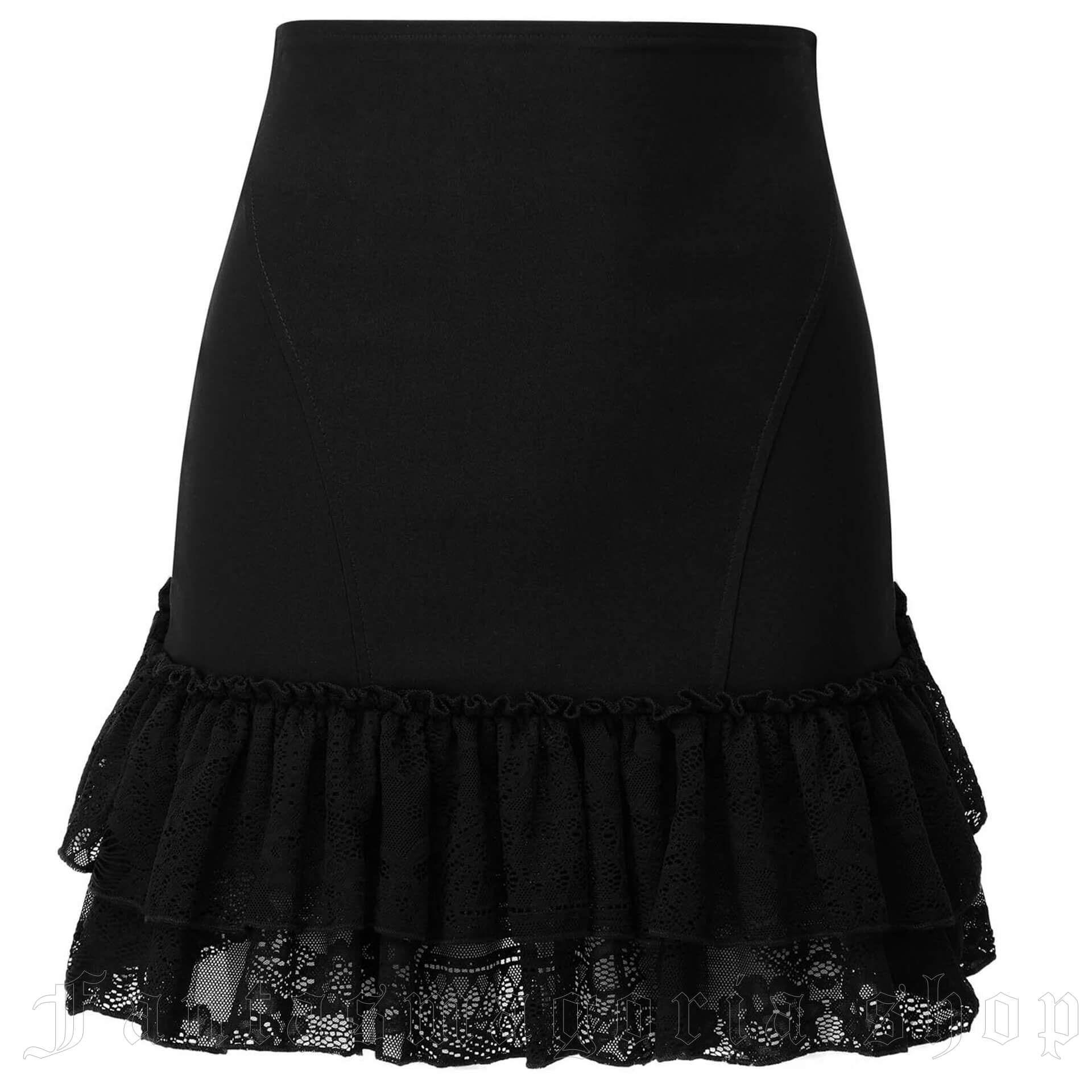 Adoria Bustle Skirt