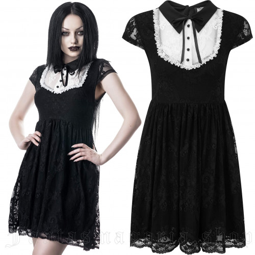 Agnes Lace Babydoll Dress