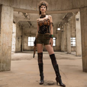 women's Ferret Girl Top by RQ-BL brand, code: SP204