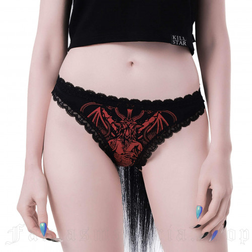 Deadly Night Blood Panty