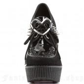 women's Creeper-302H Shoes by DEMONIA brand, code: CRE302H/BVS-PT