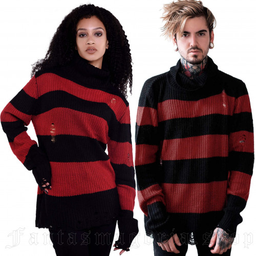 Seven Knit Blood Sweater